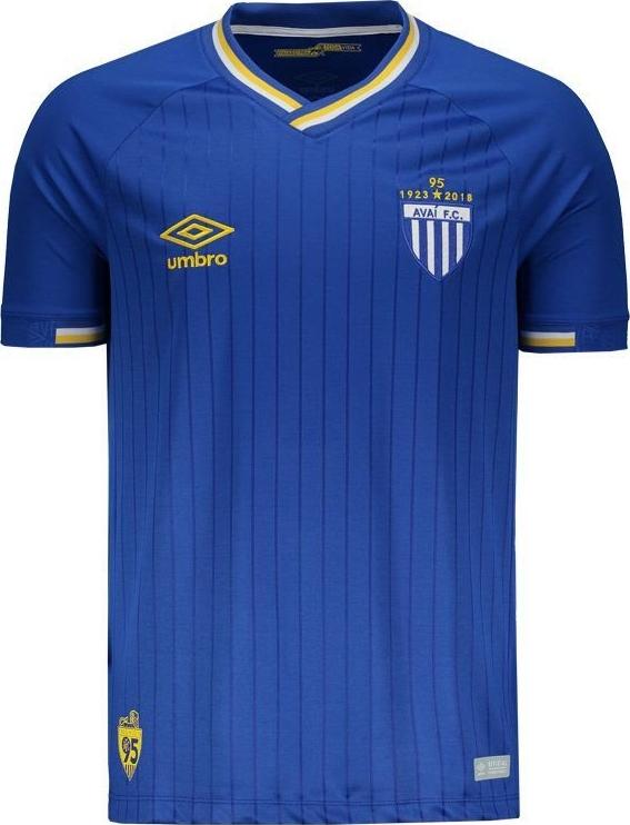 4ac469f930 Umbro lança a terceira camisa do Avaí - Show de Camisas