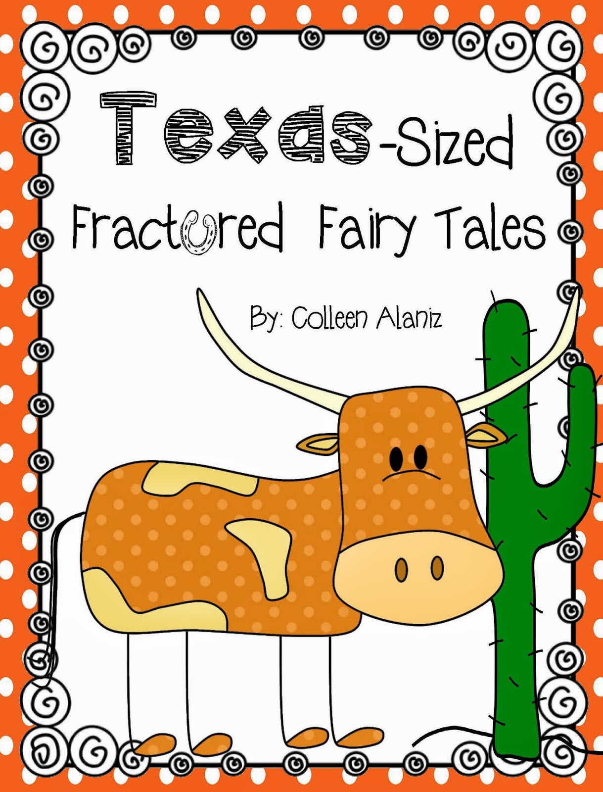 http://www.teacherspayteachers.com/Product/Texas-Sized-Fractured-Fairy-Tales-578822
