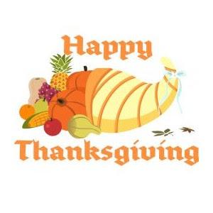 260 Days, No Repeats: Happy Thanksgiving!!