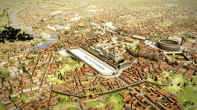 El sorprendente vídeo nos brinda una idea de como era Roma en realidad. Un gran imperio que dominó parte del mundo por mucho tiempo. Al ver las imágenes, es evidente el por qué es considerada una de las civilizaciones antiguas más prósperas que han existido.