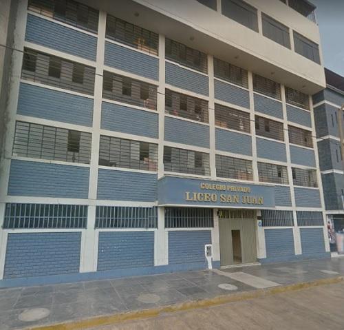 Escuela LICEO SAN JUAN - San Martin de Porres