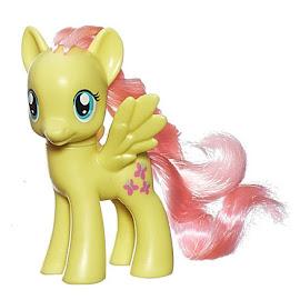 My Little Pony Playtime Fun Play Set Fluttershy Brushable Pony