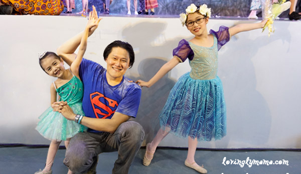 storybook ballet for girls - bacolod dance school - bacolod ballet school - garcia sanchez school of dance
