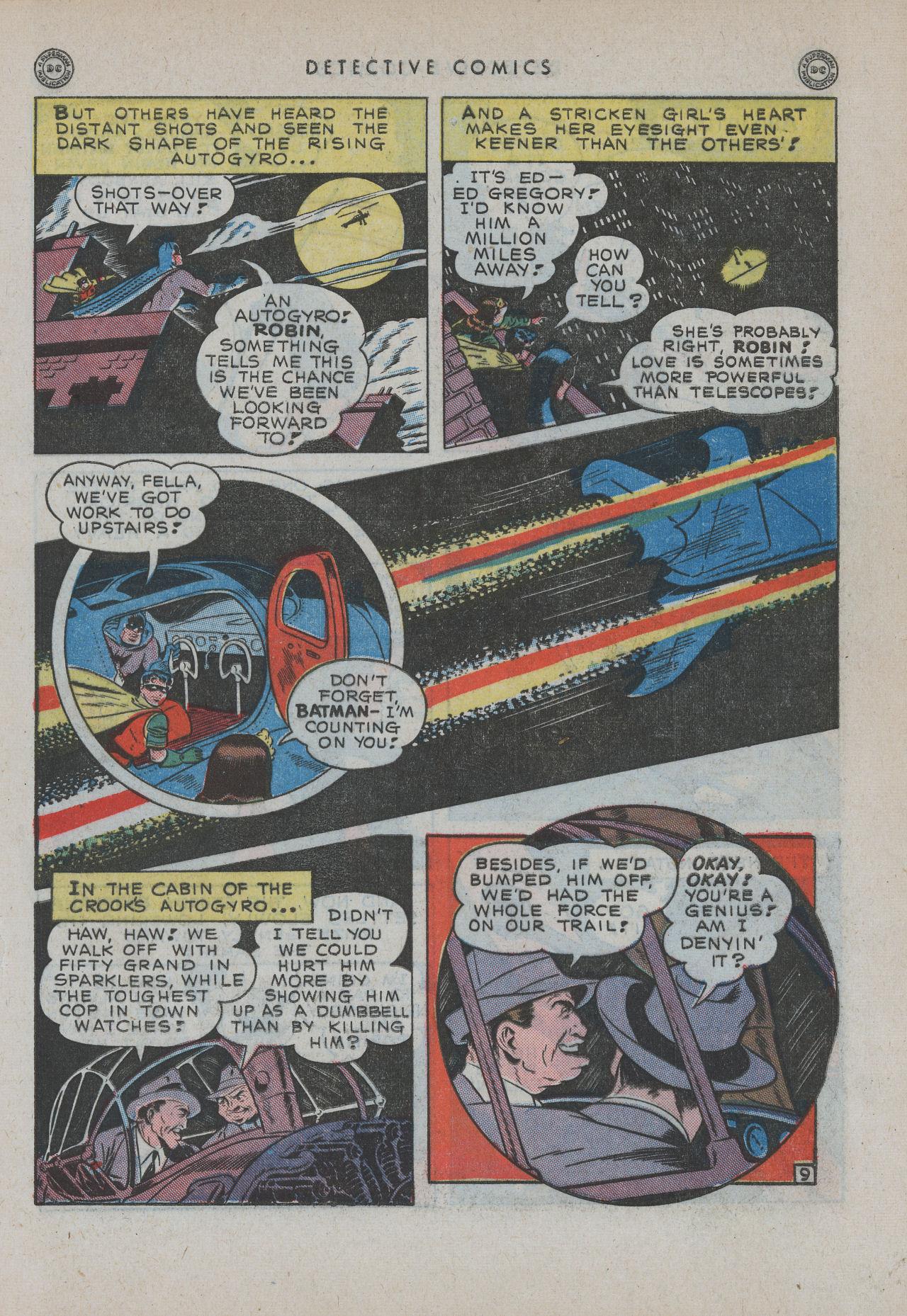 Read online Detective Comics (1937) comic -  Issue #108 - 11