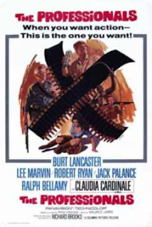 Los profesionales 1966 | DVDRip Latino HD Mega 1 Link