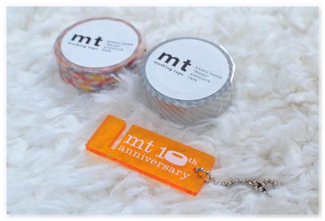 masking tape 10 ans de la marque MT