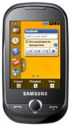 Tema Samsung Corby S3650
