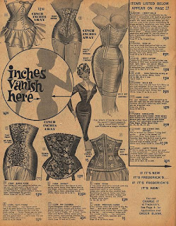 waist train, pinup, fashion, art,