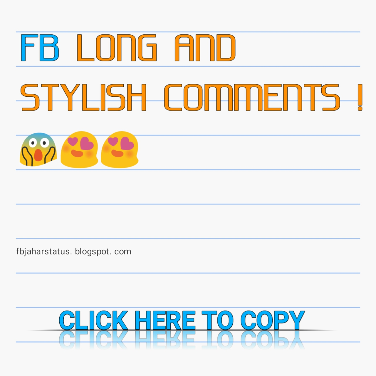 Fonts stylish for facebook free