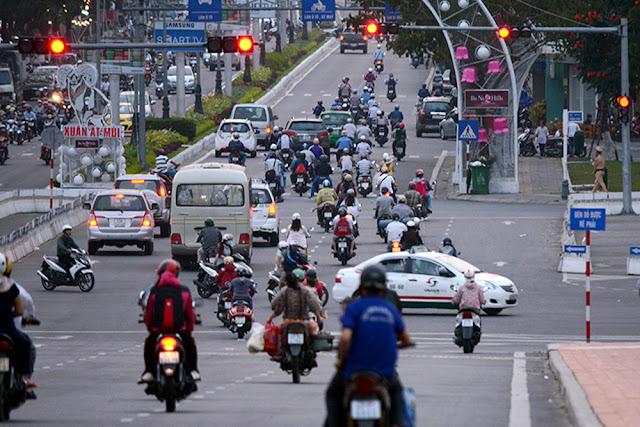 10 điểm nóng kẹt xe cần lưu ý khi đến Đà Nẵng