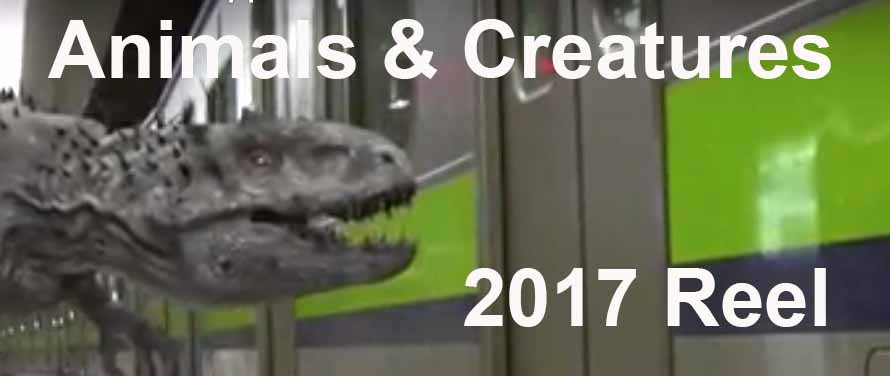 2017 Animals & Creatures Reel