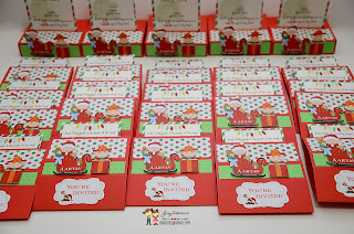 first birthday invitations, Christmas birthday, Winter party invitations, party banner