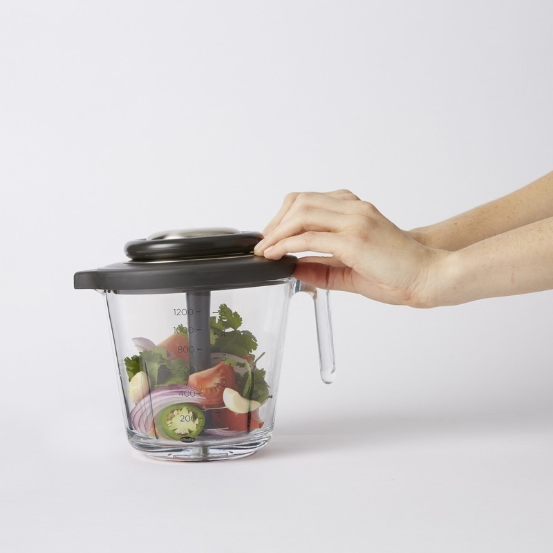 VeggiChop Pro Manual Food Processor