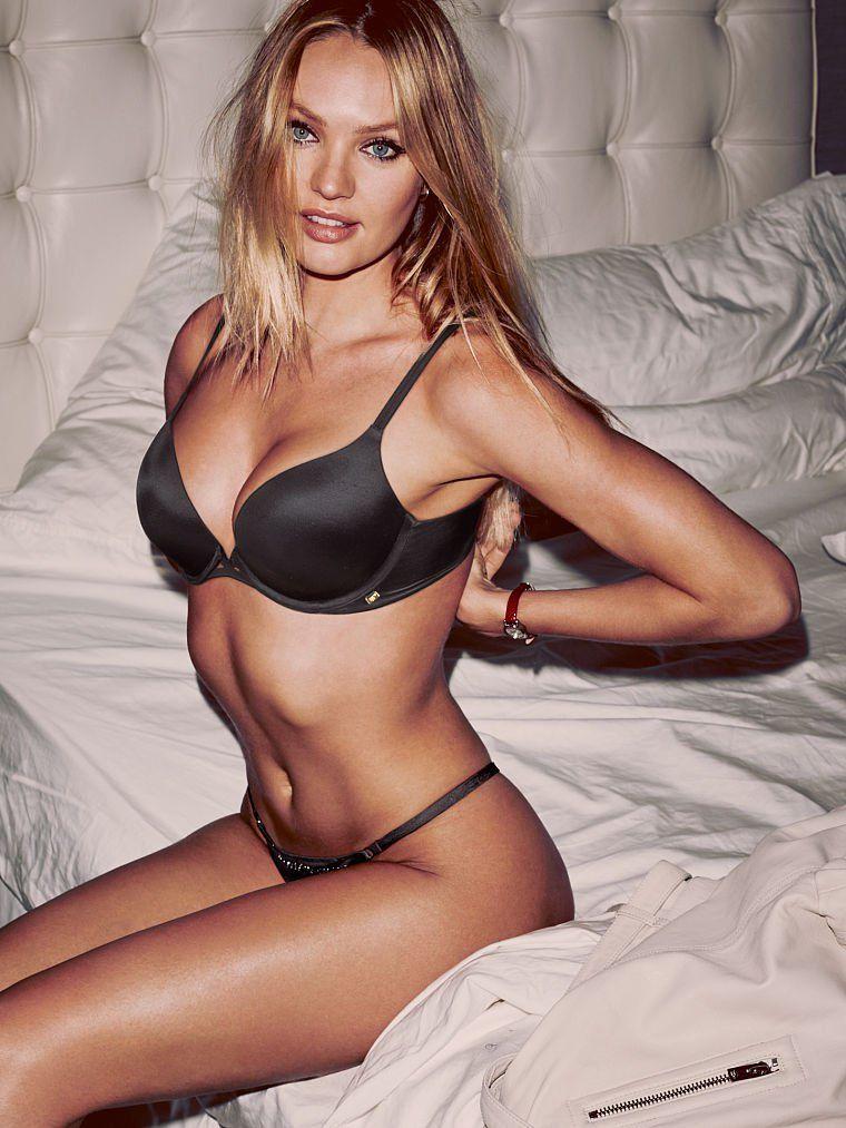 Candice Swanepoel - Victoria's Secret Lingerie Models - Lingerie Models