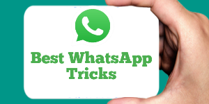 Best WhatsApp Tips And Tricks In Hindi