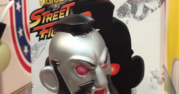 The Blot Says Sdcc 13 Exclusive Mecha Zangief Street