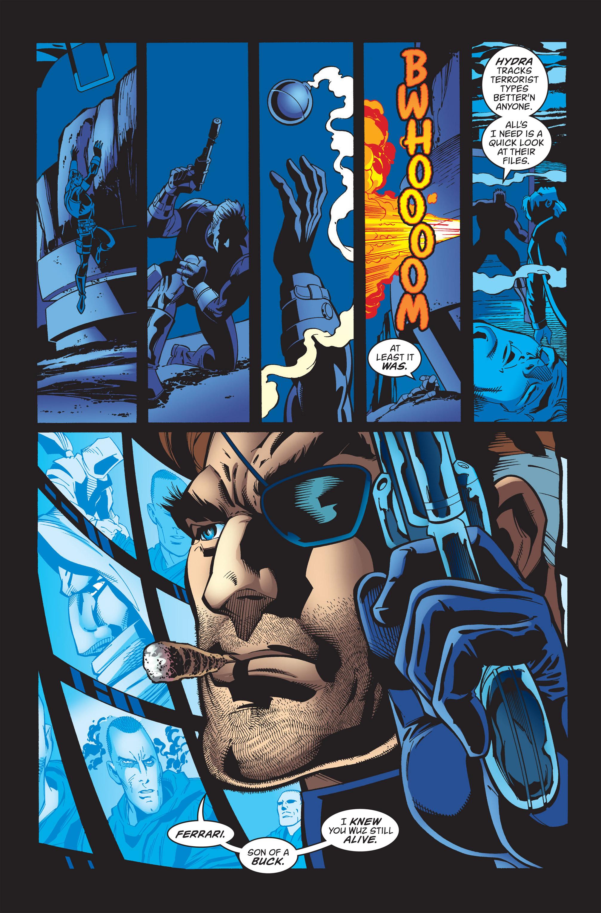 Captain America (1998) Issue #36 #43 - English 12