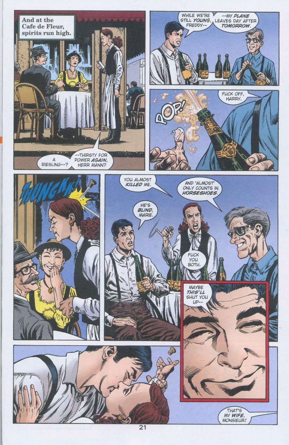 Read online American Century comic -  Issue #16 - 21