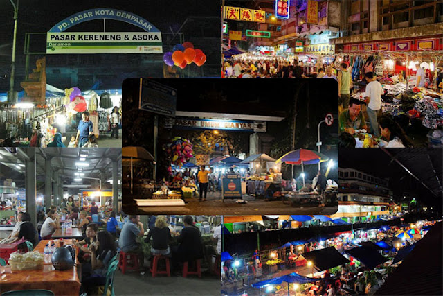 Top 5 khu chợ đêm nhộn nhịp nên ghé khi du lịch Bali