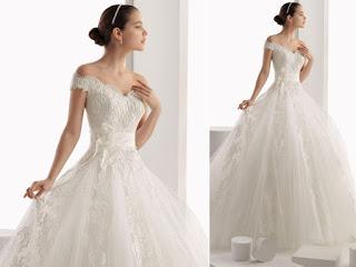 Fotos de vestidos de noiva simples e bonito