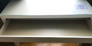 IKEA Malm Hack Schublade ganz rausziehen