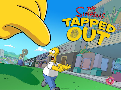 The Simpsons Tapped Out Mod Apk Download Cash Donuts