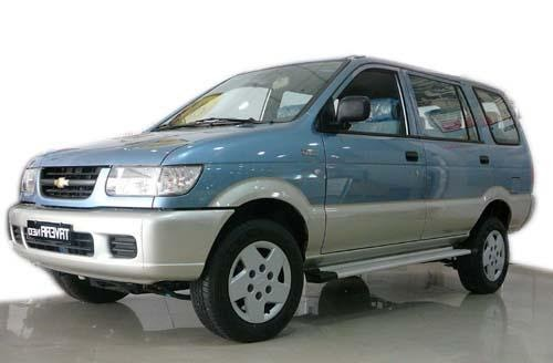 The New Chevrolet Tavera Neo Price And Last Review 2011 ...
