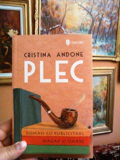 Plec, de Cristina Andone. Recenzie