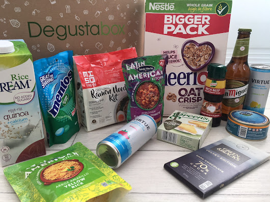 September Degustabox