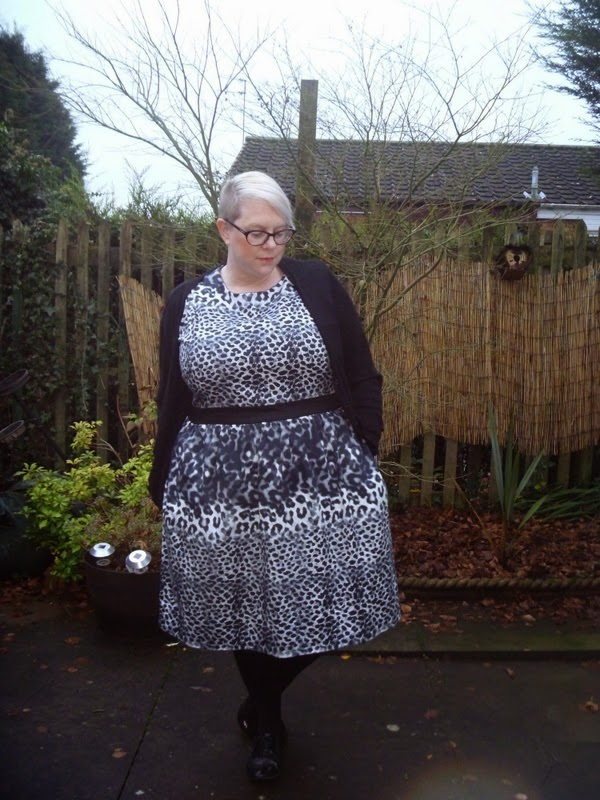 Simply Be, Kelly Brook Dress, Size 22, BBW