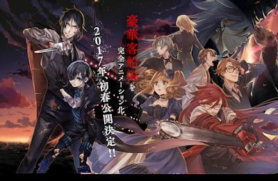 tetapi Black Butler telah mengumumkan project Anime Movie mereka untuk tahun  Anime Movie Black Butler akan tayang 2017