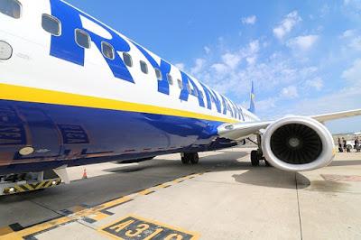 Cancelación vuelos Ryanair