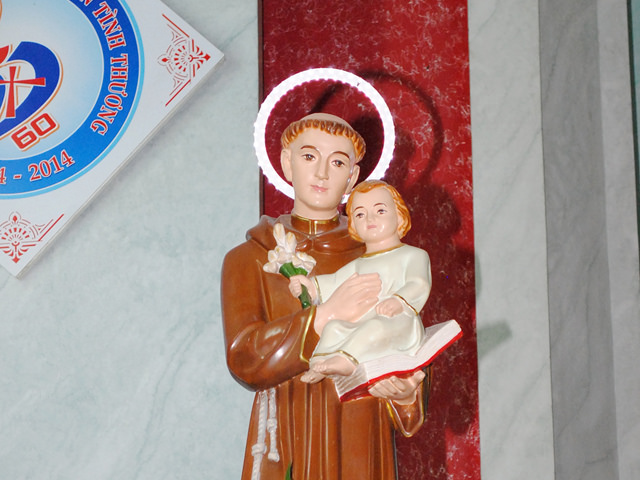 Các phép lạ của thánh Antôn Padua