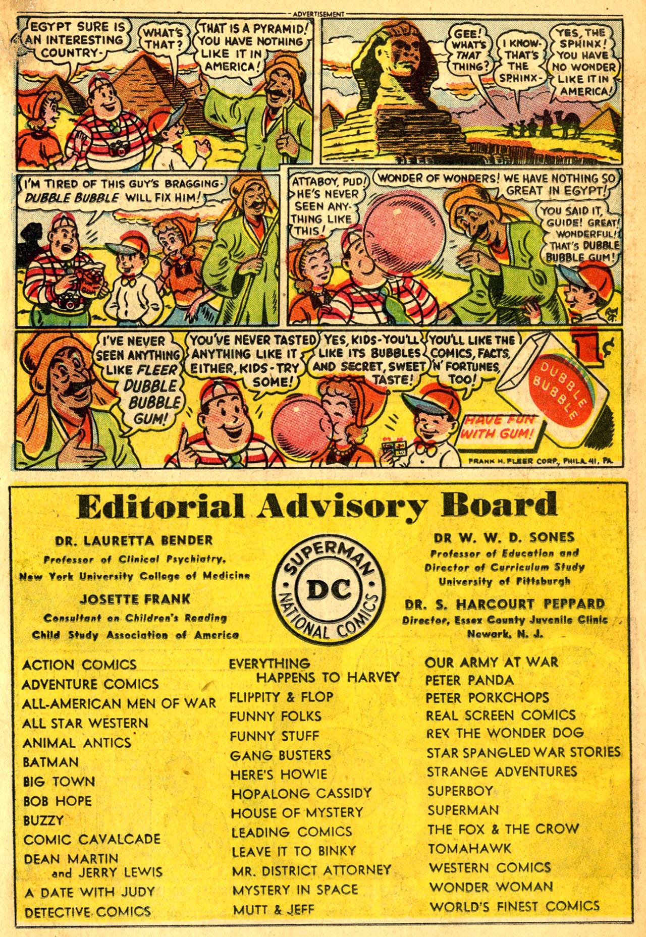 Read online Detective Comics (1937) comic -  Issue #205 - 15