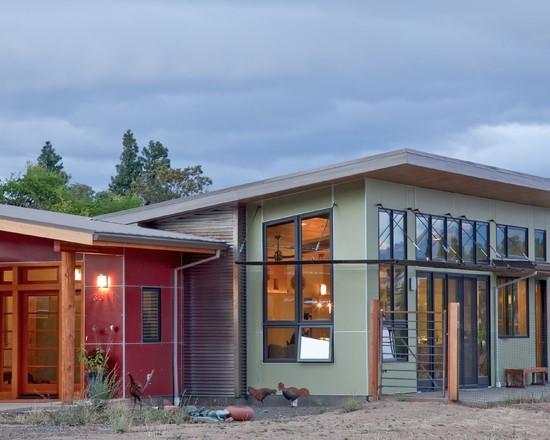 model rumah atap cor 3