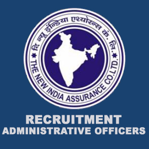 NIACL Recruitment: 312 Administrative Officer (Generalist & Specialist) (SCALE-I)