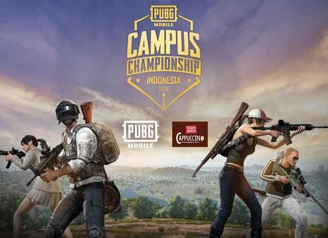 Kompetisi e-sports game battle royale multiplayer online keluaran Tencent terbesar di Indonesia untuk kalangan kampus dengan total hadiah ratusan juta. Melibatkan 40 universitas dari lebih 15 kota di Indonesia.