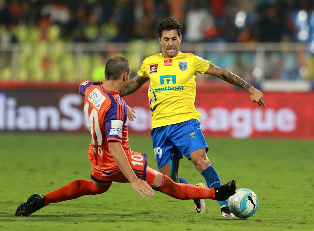 Hero Indian Super League 2016 Results: 17th October 2016