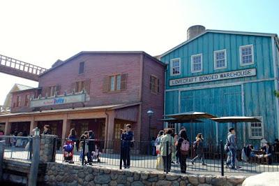 10D9N Spring Japan Trip: Voyage Boat Ride, Tokyo Disneysea