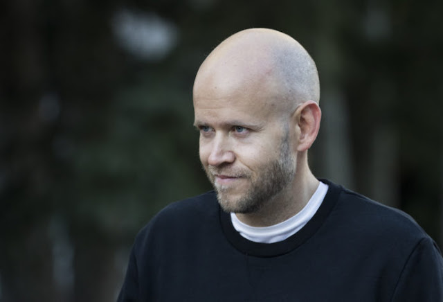 The 35-Year Old Billionaire CEO of Spotify Reveals His Simple Key to Success