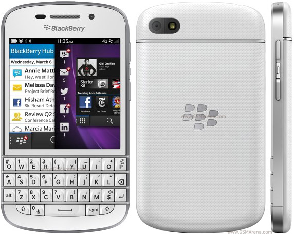 Spesifikasi dan Harga BlackBerry Q10 Terbaru