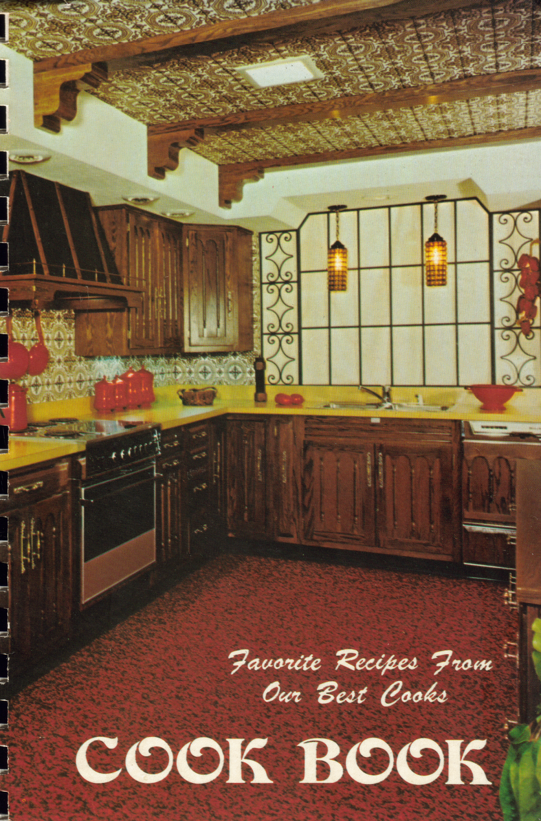 Grannie Pantries 70s Kitchens And Casseroles