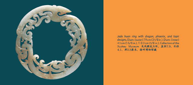 'Dreams of the Kings: A Jade Suit for Eternity, Treasures of the Han Dynasty from Xuzhou' at the China Institute Gallery, NY
