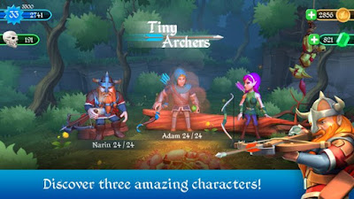 Tiny Archers Apk v1.3.25.0 (Mod Money)