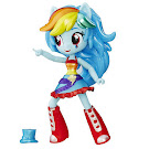 MLP Equestria Girls Minis Fall Formal School Dance Collection Rainbow Dash Figure