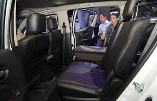 Hàng ghế 2 Chevrolet 7 chỗ