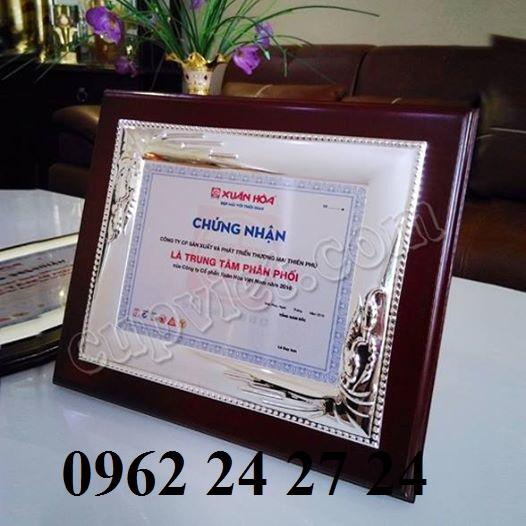 cơ sở bán biểu trưng gỗ đồng, địa chỉ sản xuất bằng khen nhân viên, bằng chứng nhận cao cấp - 260095