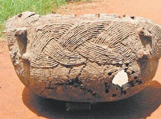 Réplica del Arca de la Alianza en Zimbaue
