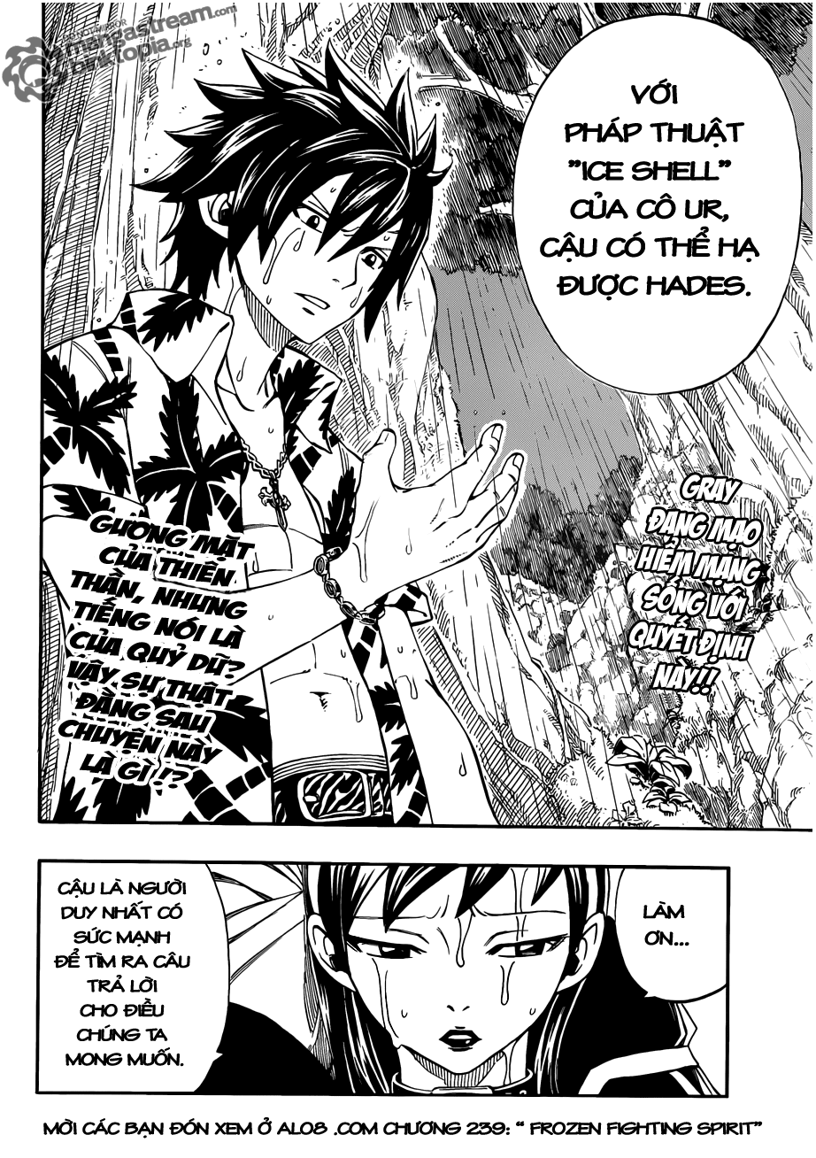 Fairy Tail chap 238 trang 19