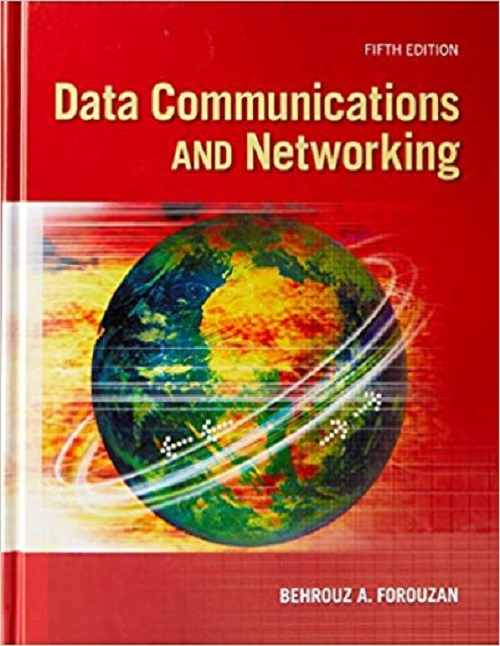 CS-601 Data Communication and Networking Book PDF / Video